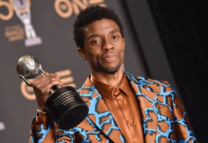 Fallecido Boseman domina nominaciones a premios SAG de Hollywood