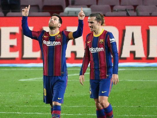El Barcelona, con Messi desatado, espera al PSG