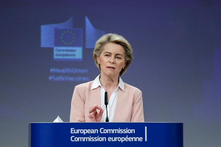 UE duplicará aporte a programa de vacunas Covax hasta llegar a 1.000 millones de euros