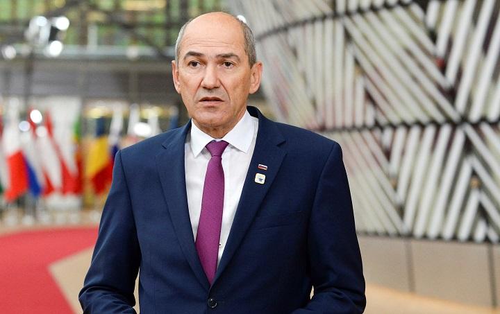 La UE condena ataque de primer ministro esloveno a periodistas