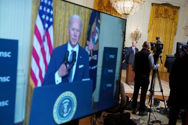 Biden pone a los aliados en el centro de la diplomacia de EE.UU.