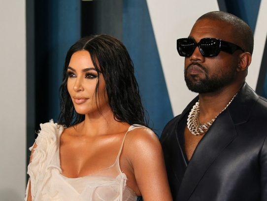 Kim Kardashian pide el divorcio de Kanye West
