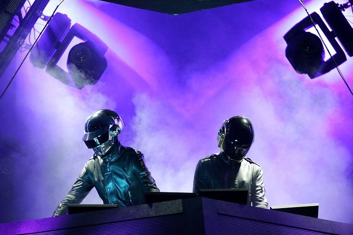 El dúo francés Daft Punk anuncia su separación