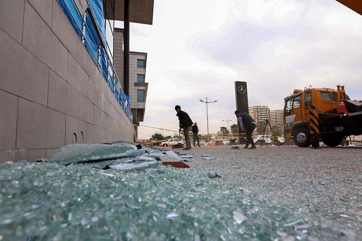 Al menos 82 muertos en incendio en hospital para enfermos de covid-19 en Irak