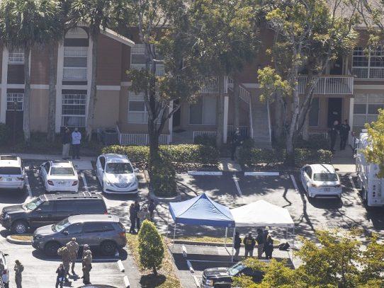 Dos agentes del FBI murieron y tres resultaron heridos en tiroteo en Florida
