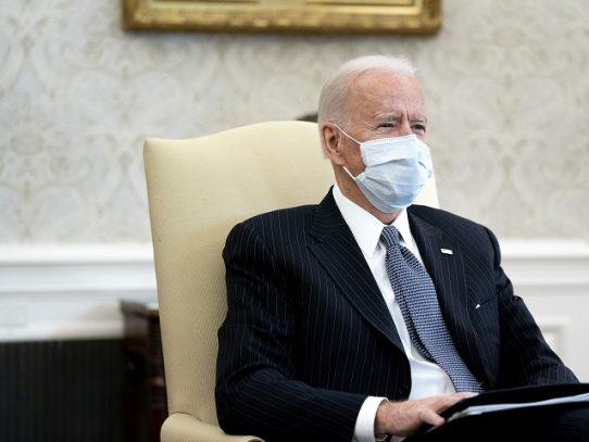 """Biden espera contar con el apoyo de """"algunos republicanos"""" para su plan de ayuda"""