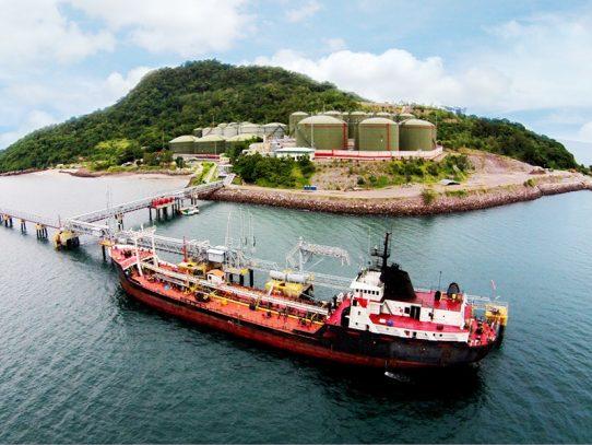 Venta de búnker cae 14.2 interanual en Panamá