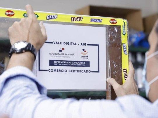 Hoy inicia transferencia del bono digital a beneficiarios de Panamá Centro y el Oeste