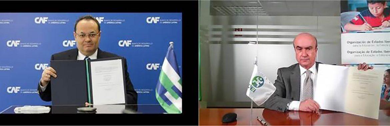 """""""Integración regional: uno de los pilares de la misión de CAF"""", Luis Carranza Ugarte"""
