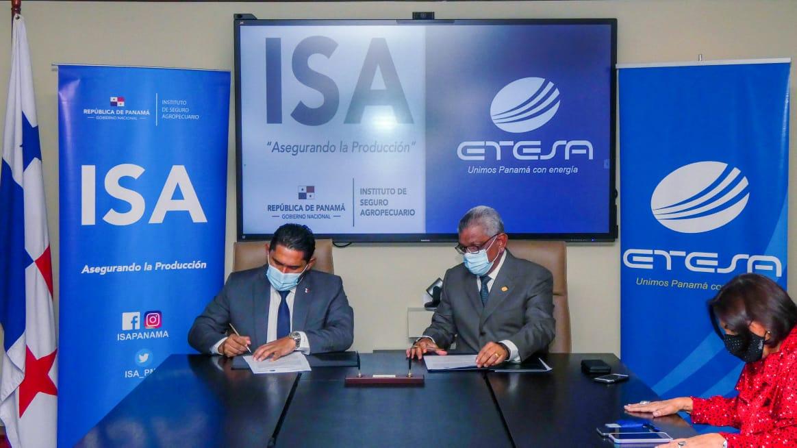 Convenio ETESA-ISA: transferencia de información