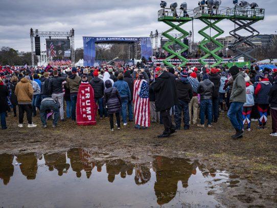 Si no pueden condenar a Trump, los gestores buscan el veredicto del pueblo y de la historia