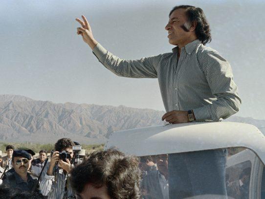 Falleció el expresidente argentino Carlos Menem a los 90 años