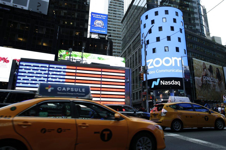 Bolsa de Nueva York terminó dispar y el Dow Jones en nuevo récord