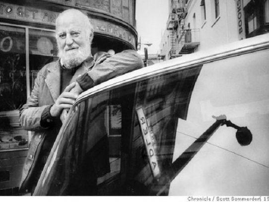 Muere el poeta Lawrence Ferlinghetti, pilar de la generación Beat