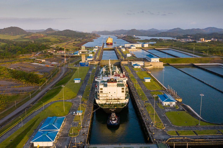 Canal de Panamá: Un millón de toneladas de CO2 ahorradas en 2021