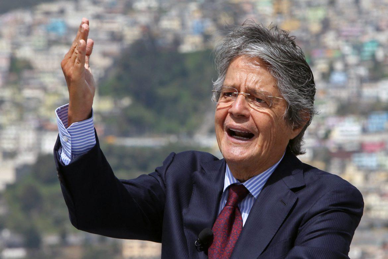 El izquierdista Arauz y el derechista Lasso al balotaje de Ecuador