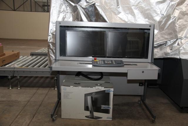 Aduanas instala nuevo escáner en zona de carga de Tocumen