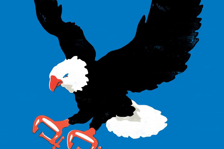 Opinión: La otra guerra perpetua de Estados Unidos