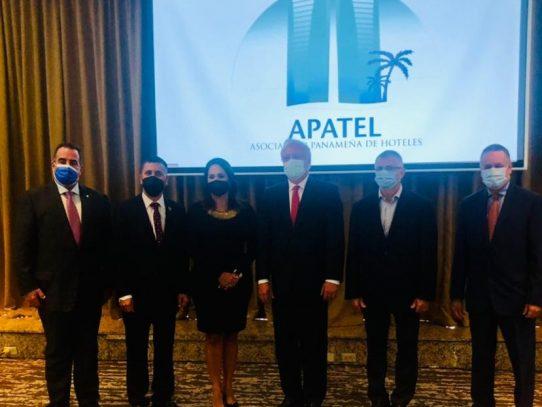 Apatel pide al Gobierno establecer hoja de ruta para reapertura de la economía