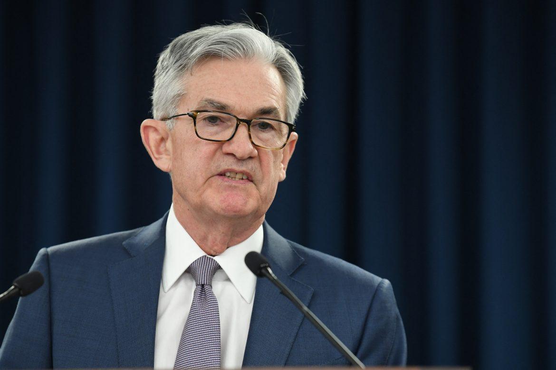 Powell resta importancia a temor sobre inflación y reitera que tasas de la Fed seguirán bajas