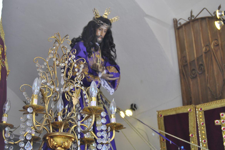 Suspendidas las romerías y novenas de Jesús Nazareno de Atalaya en 2021