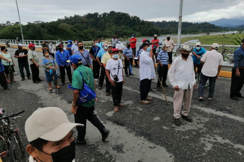 """Jubilados y pensionados de Bocas del Toro en """"pie de guerra"""""""