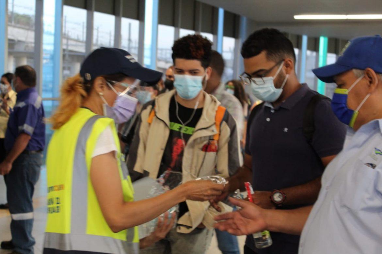 San Miguelito recibió 1,950 dosis de vacunas