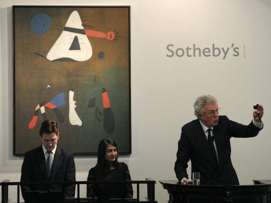 Reglas contra el blanqueo buscan poner fin a la cultura del secreto en el mercado del arte