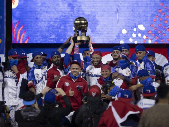 Dominicana venció 4x1 a Puerto Rico y se consagró campeón Serie del Caribe-2021