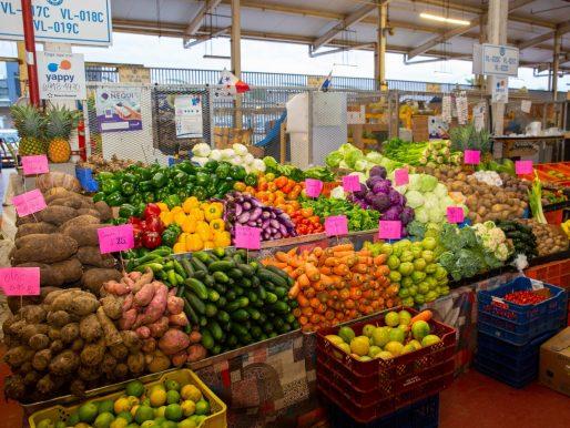 MIDA promete fortalecer procesos de la cadena alimentaria en Merca Panamá