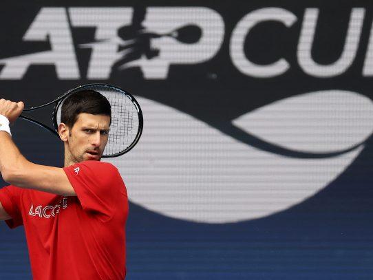 """Djokovic """"necesitaba tanto esta victoria"""", dice su entrenador Ivanisevic"""