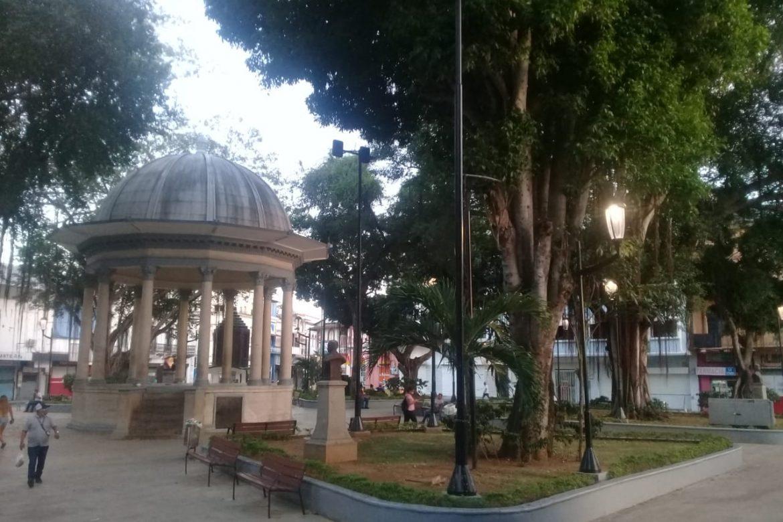 El parque Santa Ana, testigo de nuestra historia