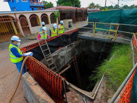 Proyecto Saneamiento de la Ciudad y la Bahía de Panamá, en un 97% de avance físico general