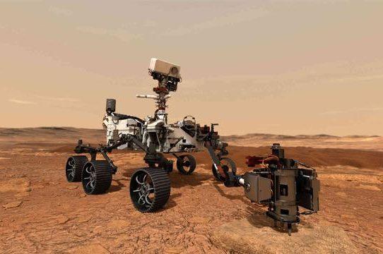 La NASA cree que el rover Perseverance logró tomar muestra de roca en Marte