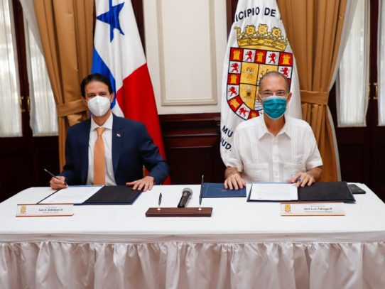 Alinean el desarrollo hacia el Destino Ciudad de Panamá