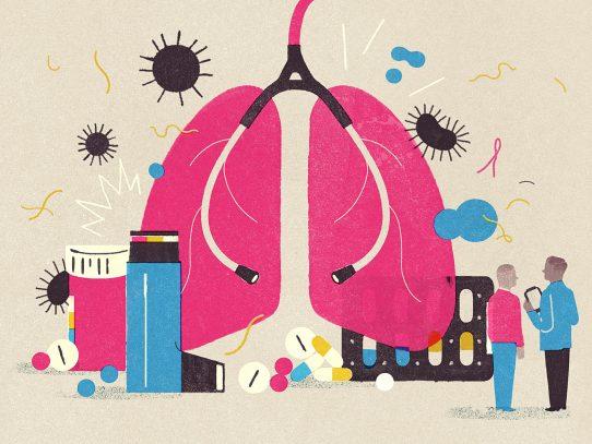 """No hay """"panacea"""" para el asma"""