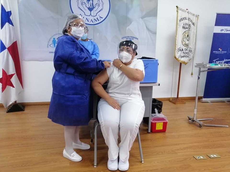 Esta noche Panamá recibirá el segundo lote de vacunas contra el Covid-19
