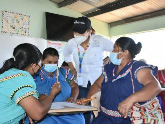 MIDES capacita a más 1,000 mujeres de la Comarca Ngäbe Buglé para desarrollo de proyectos agrícolas