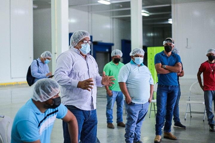 Llevan respuestas a los productores de tomate en Chiriquí