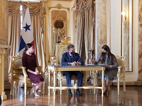 Cortizo designa a Carla García como nueva gobernadora de la provincia de Panamá