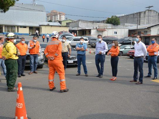 Analizan gestión de riesgos de desastres