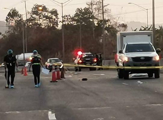 Dos víctimas fatales por accidente de tránsito en las últimas horas