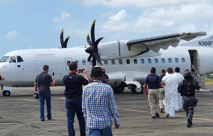 Panamá termina extradición de gutemaltecos y hondureños requeridos por EE.UU.