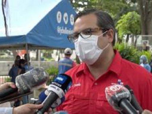 Dr. Cedeño explicó intervenciones en la región metropolitana contra la Covid-19