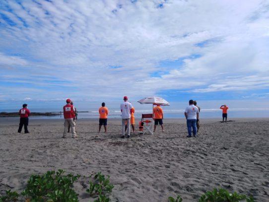 Cruz Roja Panameña participará en operativos de playa