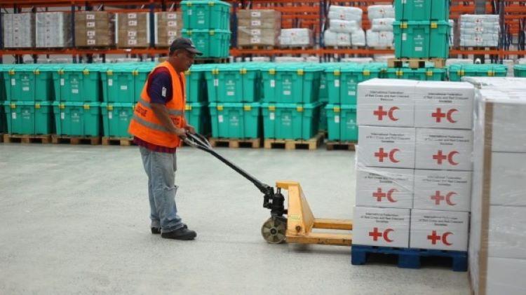 Panamá: Hub humanitario despachó ayuda por 10.44 millones a 39 países
