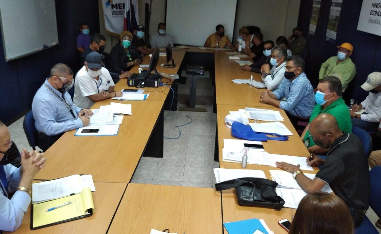 Pensionados y jubilados de Bocas del Toro  llegaron a acuerdos con la CSS