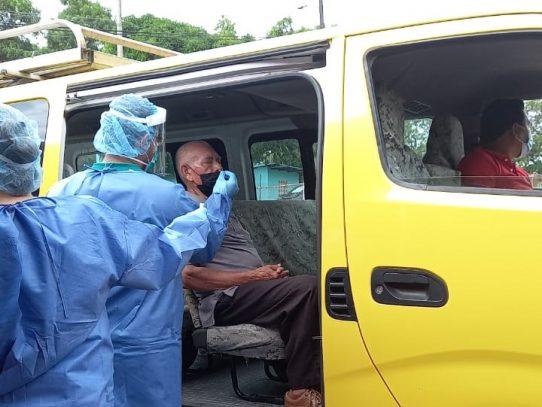 Por 15 días se mantendrá el hisopado exprés en el corregimiento de Tocumen