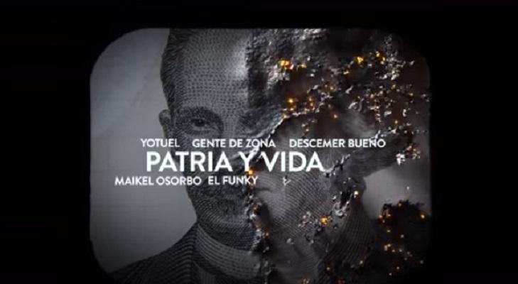 """Canción """"Patria y Vida"""" inflama la pugna cultural sobre Cuba"""