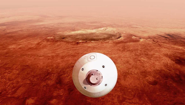 Perseverance, el rover dispuesto a descubrir si hubo vida en Marte